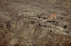 უფლისციხე - Uphlistsikhe (Cave Town) - Kartli Region