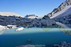 http://BlueChipMoney.com -A small glacial lake, one of many in the Enchantments of Washington State.   http://www.panoramio.com/photo/96640557 #cascades   #cascademountains   #enchantments   #alpine   #alpinephotography   #lake   #lakephotography   #tarn   #glaciallakes   #glacialtarn   #wilderness   #wildernessphotography   #shadow   #shadowsonsunday   #shadowphotography   #ice   #glacier   #climbing   #randylikestoclimb   #climbingjunkie
