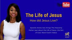 The Life of Jesus through the Father's Eyes: A look at the Life of Jesus...
