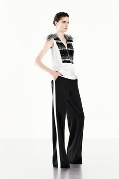 Prabal Gurung Resort 2014 Collection Photos - Vogue