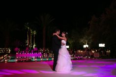 A palm filled Marrakech garden estate - the most romantic of settings
