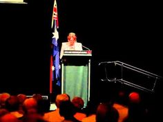 Ann Bressington - at the Adelaide Convention Center -  Exposes Agenda 21, Club of Rome