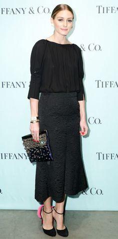 Olivia Palermo at Tiffany's Train Event november 2014 on November 7-9, 2014 #oliviapalermo
