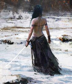 """""""Winter"""" by Maciej Kuciara."""