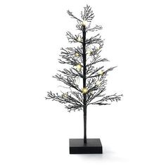 Dark Night Collection Led Light-Up Tree Makes the perfect accent to any desk or mantle. AvonRep shirlean walker