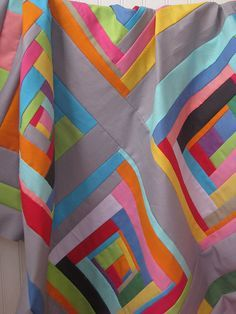 solid color modern quilts - Google Search