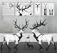 REF Sheet: Eventide (V3) by Arktoss.deviantart.com on @DeviantArt