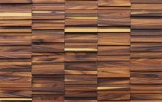 Fusión Wood Panels by Architectural Systems (Made from reclaimed wine barrels... sweet!)