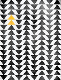 amarelo, yellow, triangle, triangulo, geometrico, geometricos, minimalista, minimalist