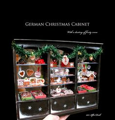 German Christmas Cabinet