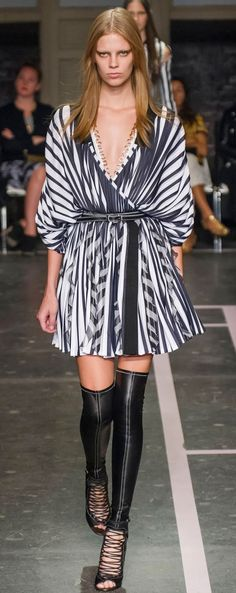 Givenchy Spring Summer 2015 - love the dress!