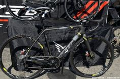 First Look: Felt's 2014 and Cyclocross Bikes - Sea Otter 2013 - Cyclocross Magazine - Cyclocross and Gravel News, Races, Bikes, Media Cyclocross Bikes, Tire Tread, Sea Otter, Otters, Bicycle, Felt, Racing, Magazine, Frame