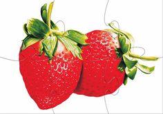 * Fruit puzzel! 7-10