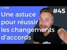 Une astuce pour réussir les changements d'accords - YouTube