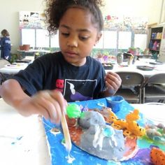 Spring Break Camp: Clay and Craftaganza Richmond, California  #Kids #Events