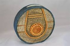 troika pottery - Google Search Decorative Plates, Clay, Ceramics, Pottery Ideas, Lovely Things, Cornwall, Artist, Vintage, Google Search