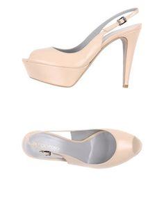 SERGIO ROSSI - Platform sandals
