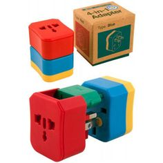 the flight 001 4 in 1 adapters fisher price like colors dont just