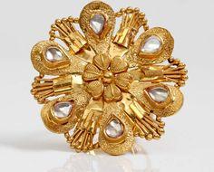 Royal Gold Ring