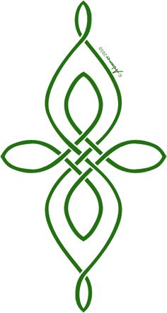 Celtic Knot--this could be retooled as a quilting design