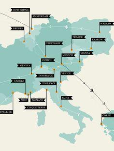 europe_map_1 itinerary