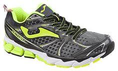 JOMA Victory, Chaussures de Running Compétition Homme, Gris (Dark Grey Black), 46 EU - Chaussures joma (*Partner-Link)