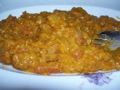 Dahl thermomix (plat traditionnel indien aux lentilles)