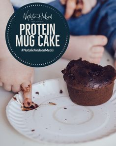 I've been playing around with mug cakes lately, to curb my sweet tooth at night and a lot of the time they end up really dry.  I found that adding a little extra unsweetened cocoa powder is a game changer and can make them really rich and moist. I also added a healthy frosting to this one. ...