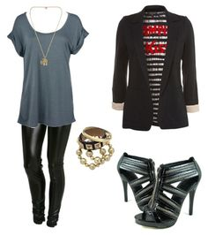 I love this outfit(: the leggings are just ok but i love everything else!!