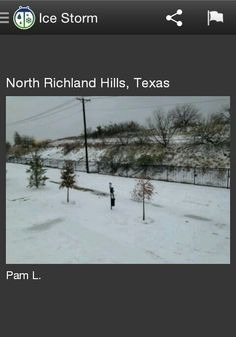 North Richland Hills TX close to my cousins and not far from me.