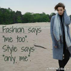 Loop jij achter de mode aan of kies jij jouw eigen stijl?  Of wil je een eigen stijl maar vind je het moeilijk te bepalen wat bij je past en hoe je dat vervolgens omzet in een kledingstijl? Dan is het tijd voor een kleur en/of kledingadvies. Ik help je er graag bij. Meer info: