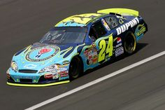 Jeff Gordon #24 Dupont/Department of Defense Chevy Charlotte May 27, 2007 | FOX Sports