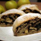 Jablkovo - makový závin • recept • bonvivani.sk