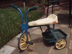 "My very first bike a ""Dinky"""