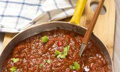 Marokkaanse tomatensaus recept