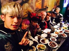 Dinner with 24k