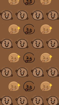 Baby Wallpaper, Iphone Wallpaper, Bts Suga, Bts Bangtan Boy, Bts Backgrounds, Line Friends, Bts Chibi, Bts Lockscreen, I Love Bts