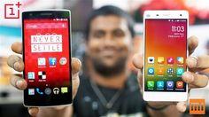 OnePlus One vs Xiaomi Mi4 Comparison