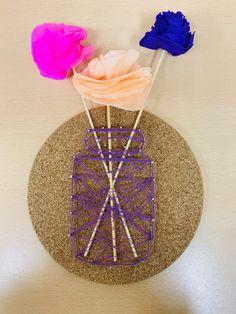 Crafts For Kids, Bath Products, Barn, Holidays, Paper Flowers, First Mothers Day Gifts, Children, Flowers, Crafts For Children