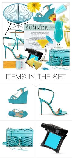 """""""Group Contest * Summer Time!"""" by calamity-jane-always ❤ liked on Polyvore featuring art, artset and artexpression"""