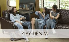 PLAY DENIM - Lucky Chouette