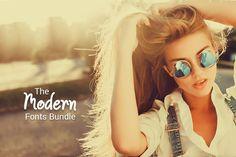 The Modern Fonts Bundle: 89 Unique Fonts with Extended Use License Modern Script Font, Modern Fonts, Signature Fonts, Signature Style, Wedding Postcard, Branding Materials, Brush Font, Design Bundles, Tool Design