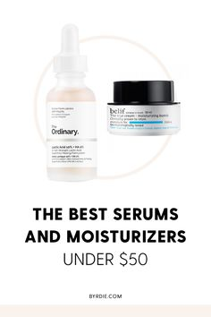 The best affordable serums