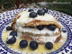 On the blog... Blueberry and Coconut Pancakes with @aldiuk  #food #foodstagram #foodporn #foodpics #pancakes #healthyfood #foodblogger #hungry #eat