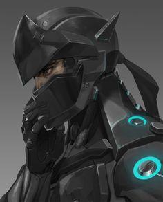 Carbon Fiber Blackwatch skin