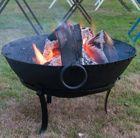 Garden Brazier with grill