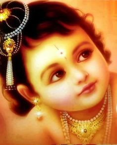 Life is a challenge, meet it! Life is a dream, realize it! Life is a game, play it! Life is Love, enjoy it! Baby Krishna, Señor Krishna, Little Krishna, Krishna Leela, Jai Shree Krishna, Cute Krishna, Shiva, Krishna Video, Hanuman
