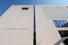 MQ Wien: Leopold Museum © Ali Schafler Museum, Vienna, Skyscraper, Ali, Multi Story Building, Outdoor Decor, House, Recovery, Architecture