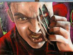 imagenes 3d grafitis arte muy bueno!!!! - Taringa!