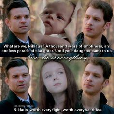 """1,434 Likes, 36 Comments - The Originals ❦ (@klaylope) on Instagram: """"❦ 4x13 ❦ This is just heartbreaking, her scream got to me so hard. I'm not sure I even want to…"""""""